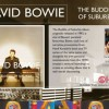 David Bowie press advert (EMI 2007)