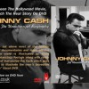 Johnny Cash press advert (2 Entertain Ltd 2007)