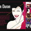Duran Duran press advert (EMI 2007)