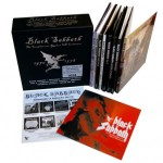 Black Sabbath 'The Complete 70's Replica CD Collection' (Sanctuary 2001)