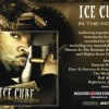 Ice Cube press advert (EMI 2007)