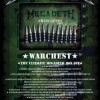 Megadeth press advert (EMI 2007)