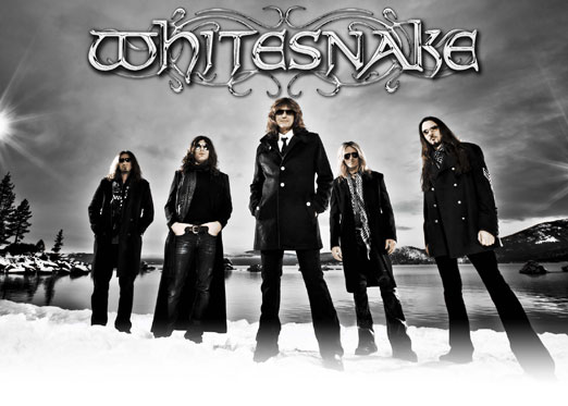 whitesnake rock band