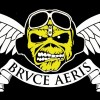 Bruce Dickinson 'Bruce Air' logo design (2006 Duellist Enterprises)