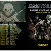 Iron Maiden 'Europe 2006' tour book (2006 IM Holdings Ltd)